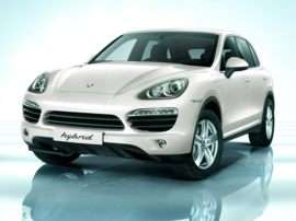 2013 Porsche Cayenne Hybrid S 4dr All-wheel Drive