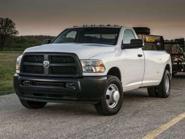 2013 RAM 2500 SLT 4x2 Regular Cab HD