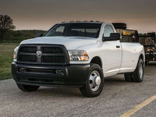 2013 RAM 2500 SLT 4x4 Regular Cab HD