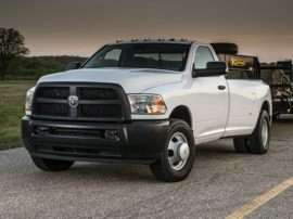 2013 RAM 3500 ST 4x2 Regular Cab 140 in. WB SRW
