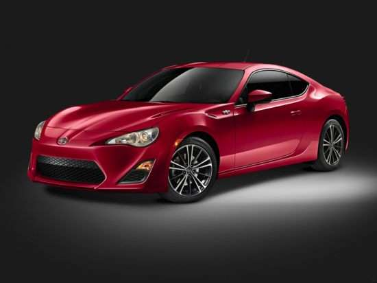 2013 Scion FR-S Video Track Test