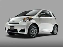 2013 Scion iQ Base 2dr Hatchback