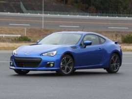 2013 Subaru BRZ Premium 2dr Rear-wheel Drive Coupe