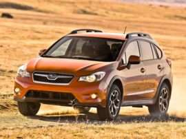 2013 Subaru XV Crosstrek 2.0i Premium 4dr All-wheel Drive
