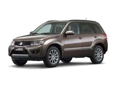 2013 Suzuki Grand Vitara Premium (A4) 4x2
