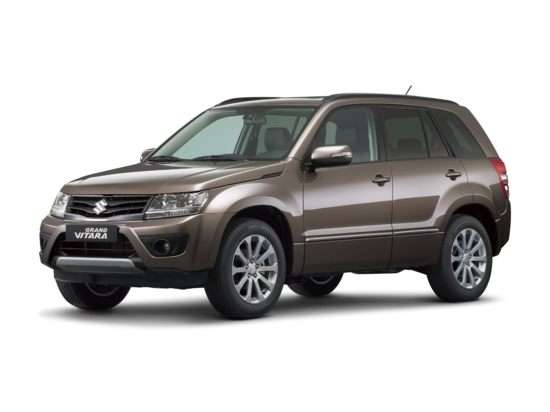 2013 Suzuki Grand Vitara Base (M5) 4x2