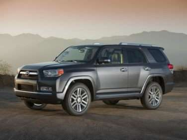 2013 Toyota 4Runner Limited 4x2