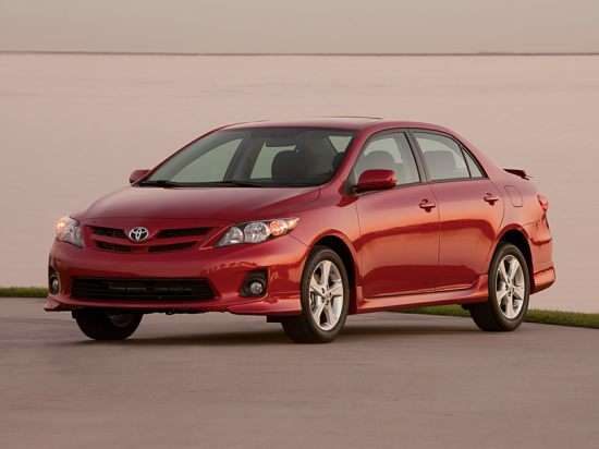 2013 Toyota Corolla S Special Edition (A4)