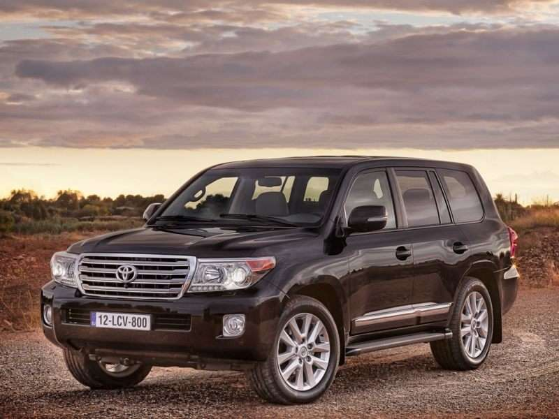 2013 Toyota Land Cruiser