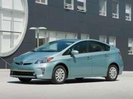 2013 Toyota Prius Plug-in Base 5dr Hatchback