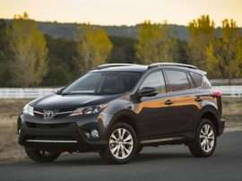 2013 Toyota RAV4 LE 4dr Front-wheel Drive