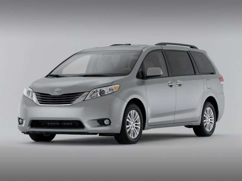 Research the 2013 Toyota Sienna