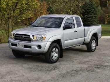 2013 Toyota Tacoma Base (A4) 4x2 Access Cab