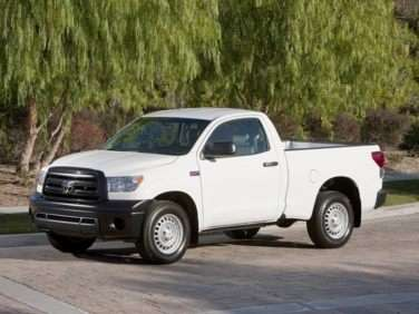 2013 Toyota Tundra w/FFV 4x4 Regular Cab Long Bed
