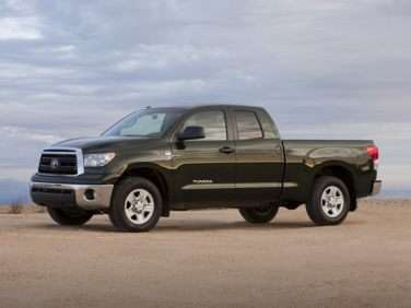 2013 Toyota Tundra Limited 5.7L V8 (A6) 4x2 Double Cab