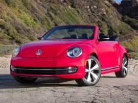 2013 Volkswagen Beetle 2.0T 2dr Convertible