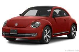 2013 Volkswagen Beetle 2.0T Turbo 2dr Hatchback