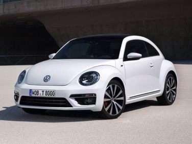 2013 Volkswagen Beetle R-Line w/PZEV (DSG) Hatchback