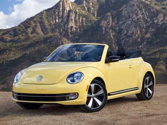 2013 Volkswagen Beetle 2.5L w/Technology/PZEV (A6) Convertible