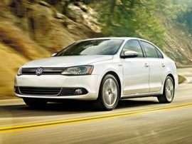 2013 Volkswagen Jetta Hybrid Base 4dr Sedan