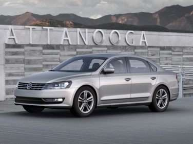 2013 Volkswagen Passat 2.5L SEL (A6)