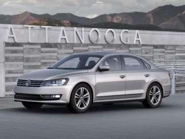 2013 Volkswagen Passat 2.5L SEL Premium (A6)