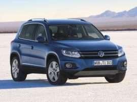 2013 Volkswagen Tiguan S 4dr Front-wheel Drive