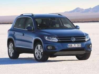 2013 Volkswagen Tiguan SE (A6) FWD Original Model Code