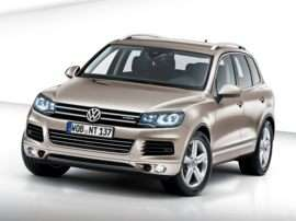 2013 Volkswagen Touareg Hybrid Base 4dr All-wheel Drive 4MOTION