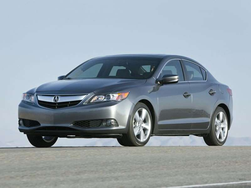 IntelliChoice Honors 2014 Acura ILX as Best Overall Value