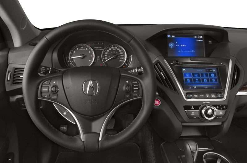 What Is The Acura Blind Spot Information System?