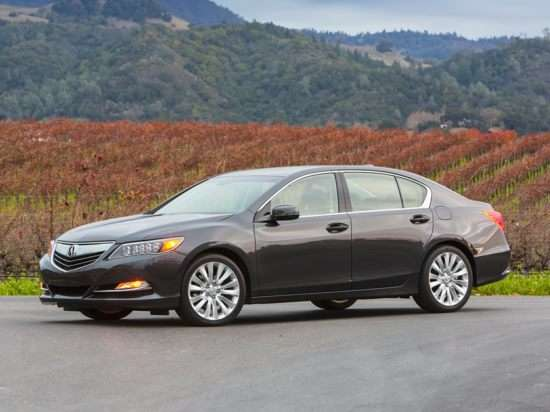 2014 Acura RLX Luxury Sedan Video Review