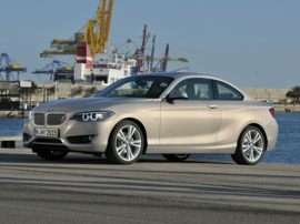 2014 BMW 228 i 2dr Coupe