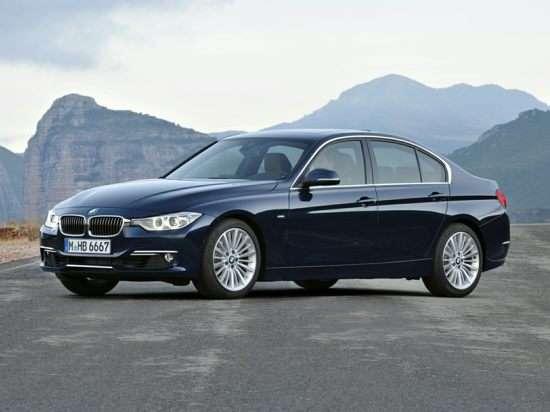 2014 BMW 320