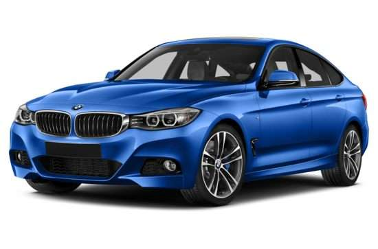 2014 BMW 328 Gran Turismo