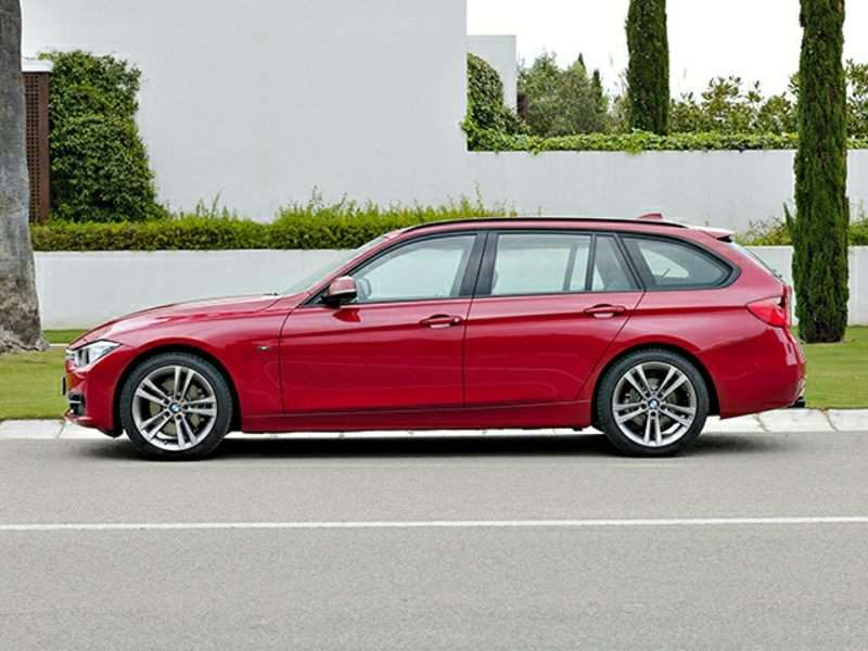 2014 BMW 3-Series Says Good-Bye To Modern Line Trim