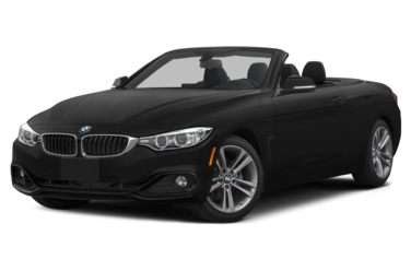2014 BMW 428 RWD Convertible