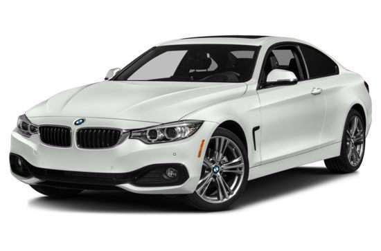 2014 BMW 428 w/SULEV RWD Coupe
