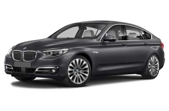 2014 BMW 550 Gran Turismo