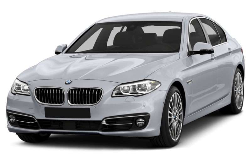 2014 BMW 550