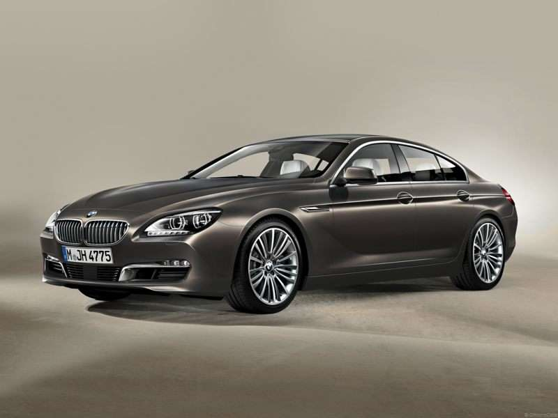 2014 BMW 640 Gran Coupe