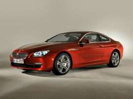 2014 BMW 640 i 2dr Rear-wheel Drive Coupe