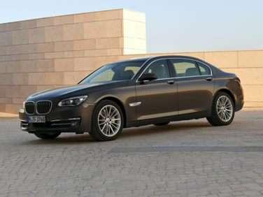 2014 BMW 760