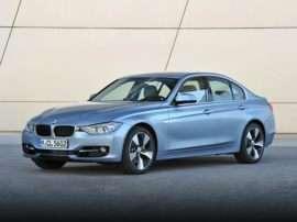 2014 BMW ActiveHybrid 3 Base 4dr Rear-wheel Drive Sedan