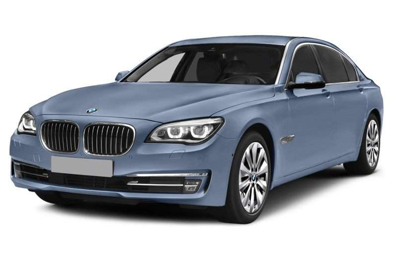 2014 BMW ActiveHybrid 7