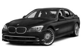 2014 BMW ALPINA B7 Base 4dr Rear-wheel Drive SWB Sedan