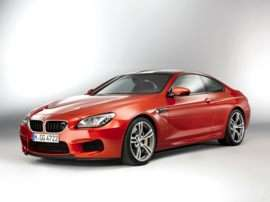 2014 BMW M6 Base 2dr Rear-wheel Drive Coupe