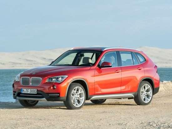 2014 BMW X1 35i (A6) AWD