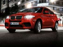 2014 BMW X6 M Base 4dr All-wheel Drive Sports Activity Coupe