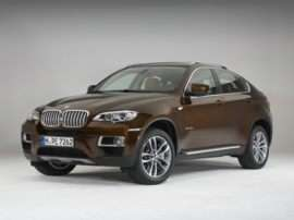2014 BMW X6 xDrive35i 4dr All-wheel Drive Sports Activity Coupe